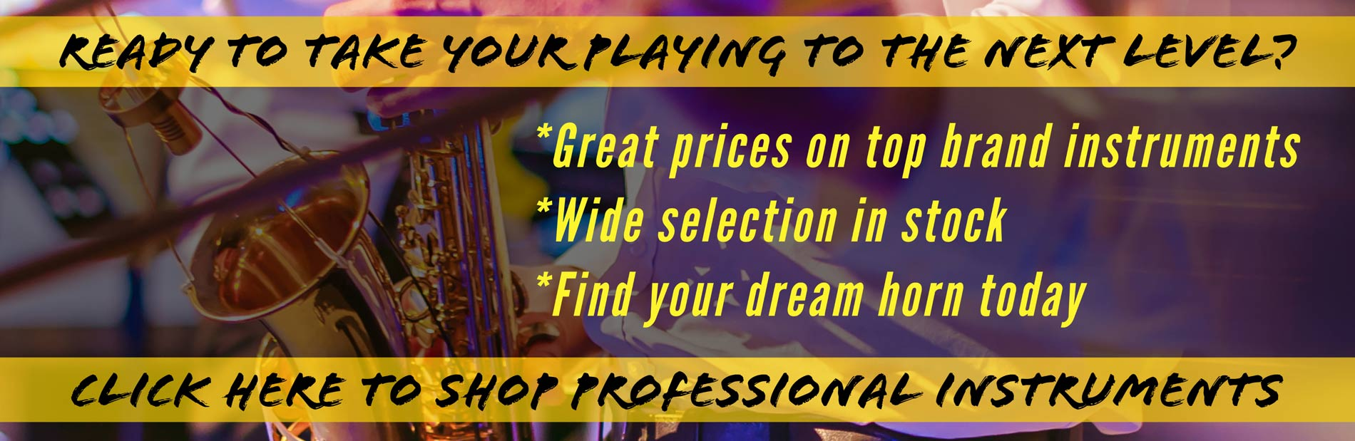 Professional Instrument Sales
